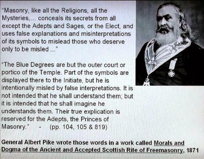 Freemasonry-albert-pike